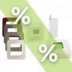 Angebote aus den Bereichen Thermostate und Smart Home